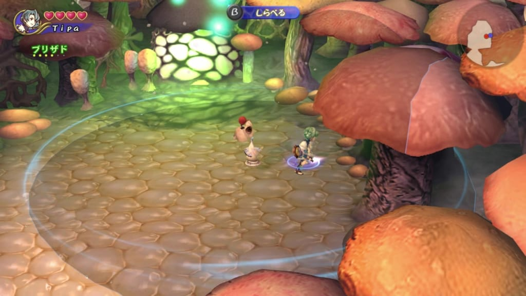 Final Fantasy Crystal Chronicles: Remastered Edition - Mushroom Forest - Moogle Nest #6