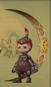 Final Fantasy Crystal Chronicles: Remastered Edition - Lyne Dott Mimic Skin