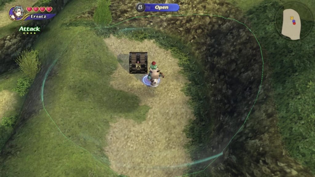 Final Fantasy Crystal Chronicles: Remastered Edition - River Belle Path - Chest Location 5
