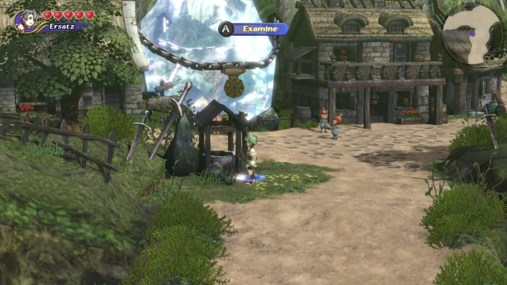 Final Fantasy Crystal Chronicles: Remastered Edition - Marr's Pass - Secret Item 2