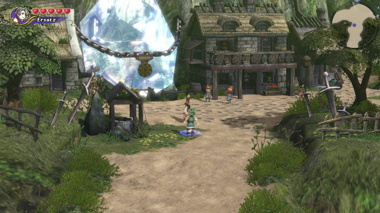 Final Fantasy Crystal Chronicles: Remastered Edition - Marr's Pass Walkthrough