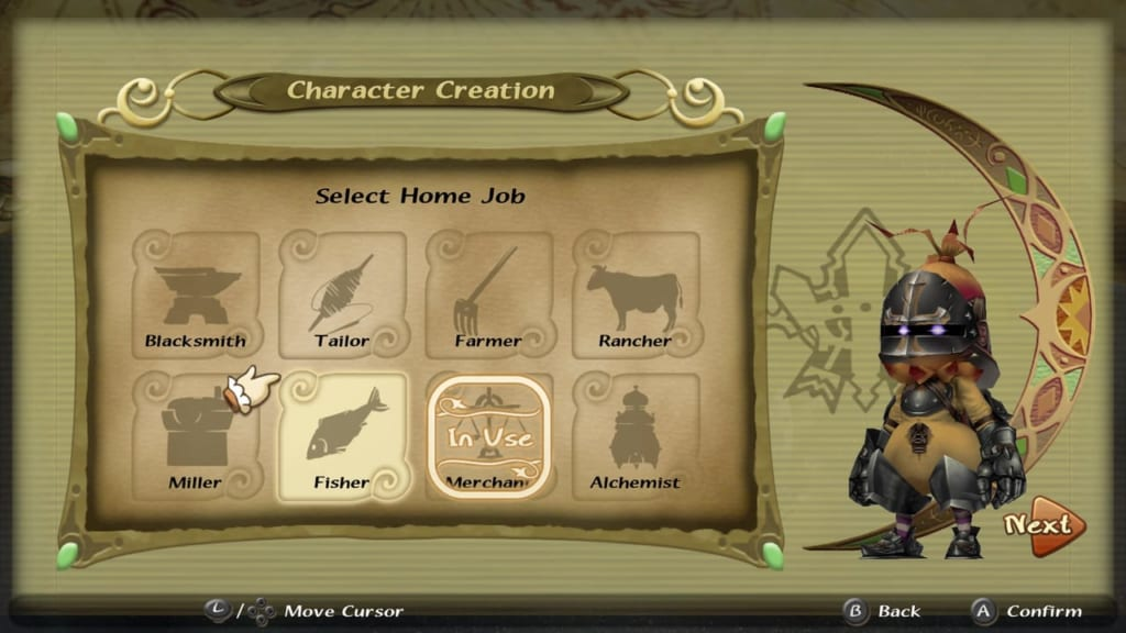 Final Fantasy Crystal Chronicles: Remastered Edition - Family Trade
