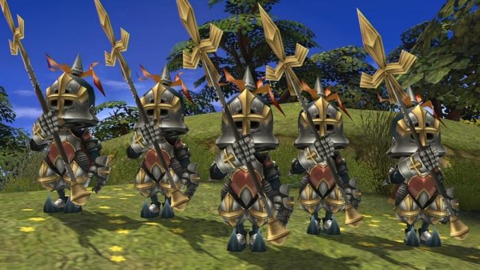 Final Fantasy Crystal Chronicles: Remastered Edition - Alfitaria Caravan Events