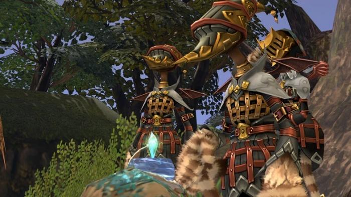 Final Fantasy Crystal Chronicles: Remastered Edition - Shella Caravan Events