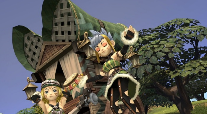 Final Fantasy Crystal Chronicles: Remastered Edition - Leuda Caravan Events