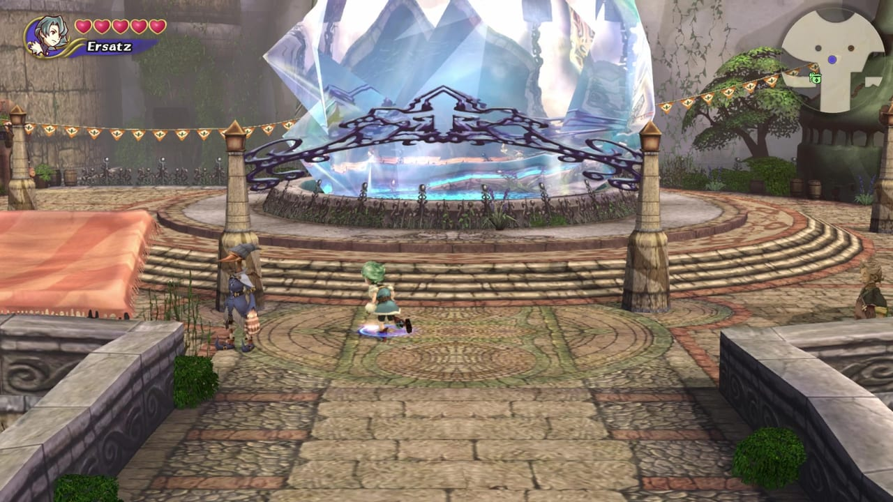 Final Fantasy Crystal Chronicles: Remastered Edition - Mushroom Forest Walkthrough