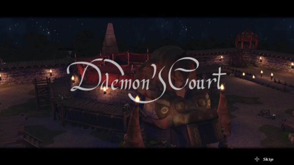 Final Fantasy Crystal Chronicles: Remastered Edition - Daemon's Court Walkthrough