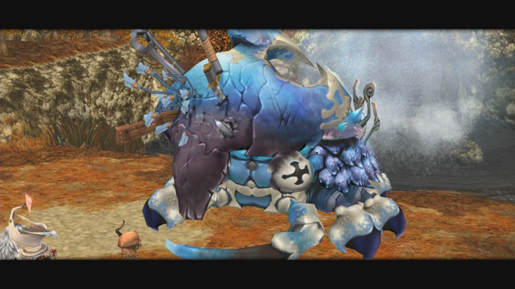 Final Fantasy Crystal Chronicles: Remastered Edition - Giant Crab Rematch Boss Guide