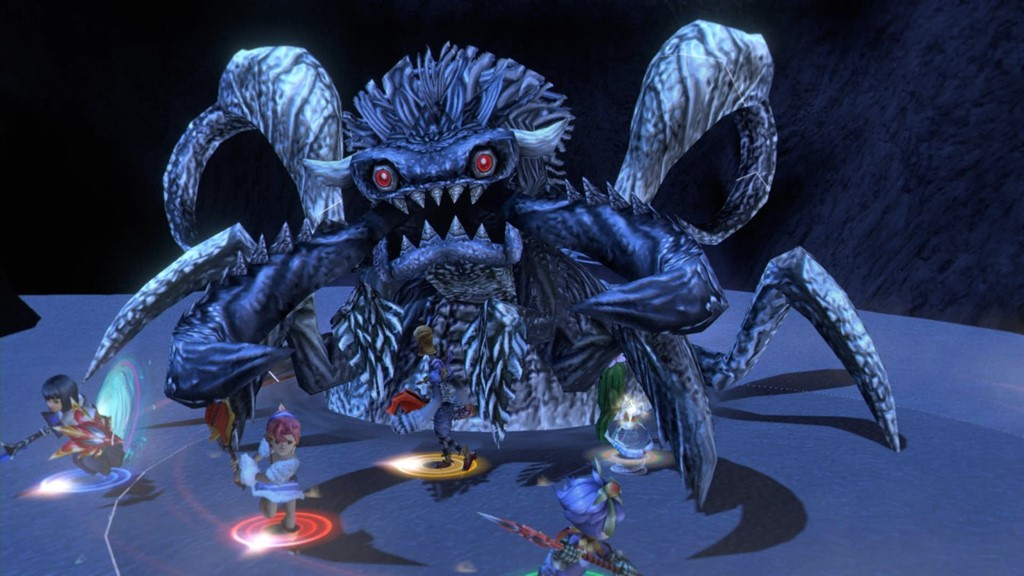 Final Fantasy Crystal Chronicles: Remastered Edition - Antlion Rematch Boss Guide