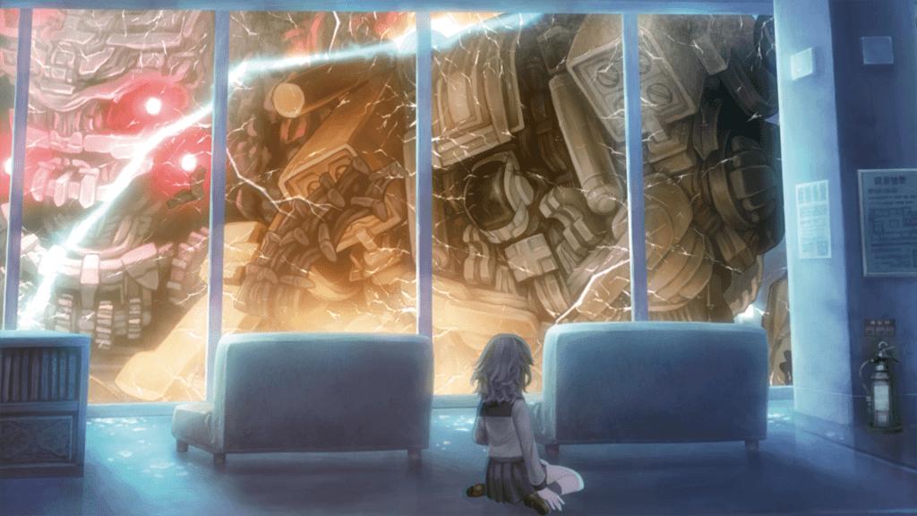13 Sentinels; Aegis Rim - Sentinel Mechs