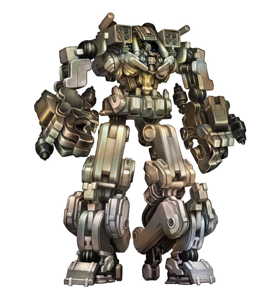 13 Sentinels; Aegis Rim - Universal Type Sentinel Information