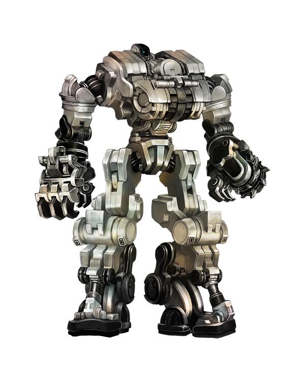 13 Sentinels; Aegis Rim - Melee Combat Type Sentinel Information