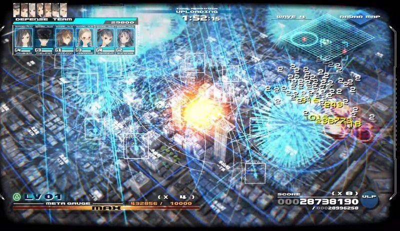 13 Sentinels: Aegis Rim - Collapse Phase