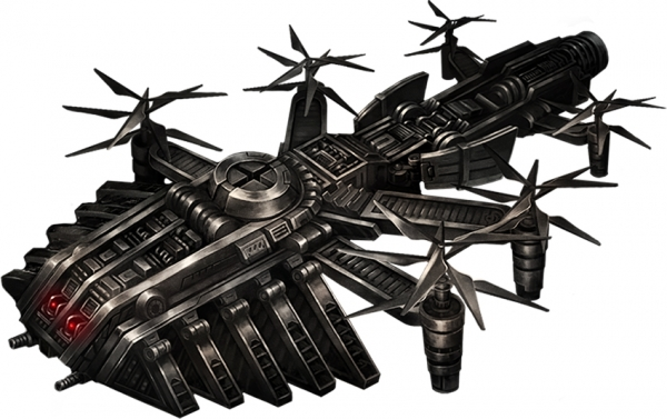 13 Sentinels: Aegis Rim - Terra Carrier Kaiju