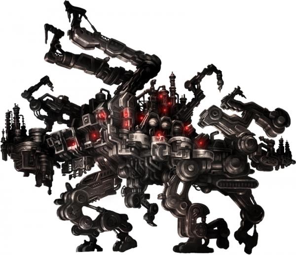 13 Sentinels: Aegis Rim - Mobile Fac Kaiju