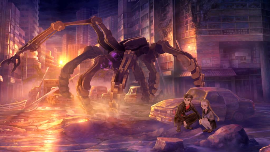13 Sentinels; Aegis Rim - Kaiju