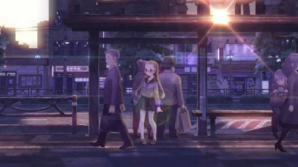 13 Sentinels: Aegis Rim - Tomi Kisaragi Recollection Walkthrough