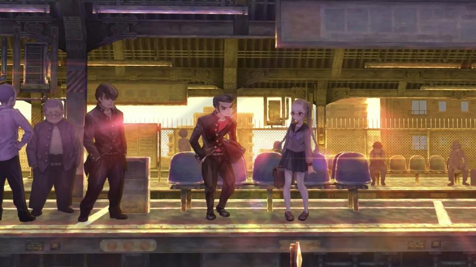13 Sentinels: Aegis Rim - Nenji Ogata Recollection Walkthrough