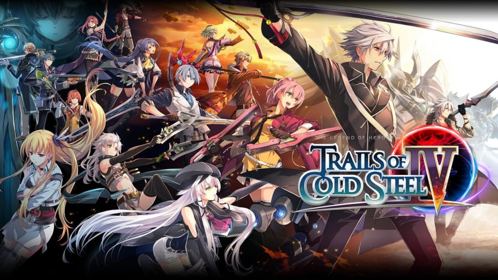 The Legend of Heroes: Trails of Cold Steel 4 - Fishing Mini Game
