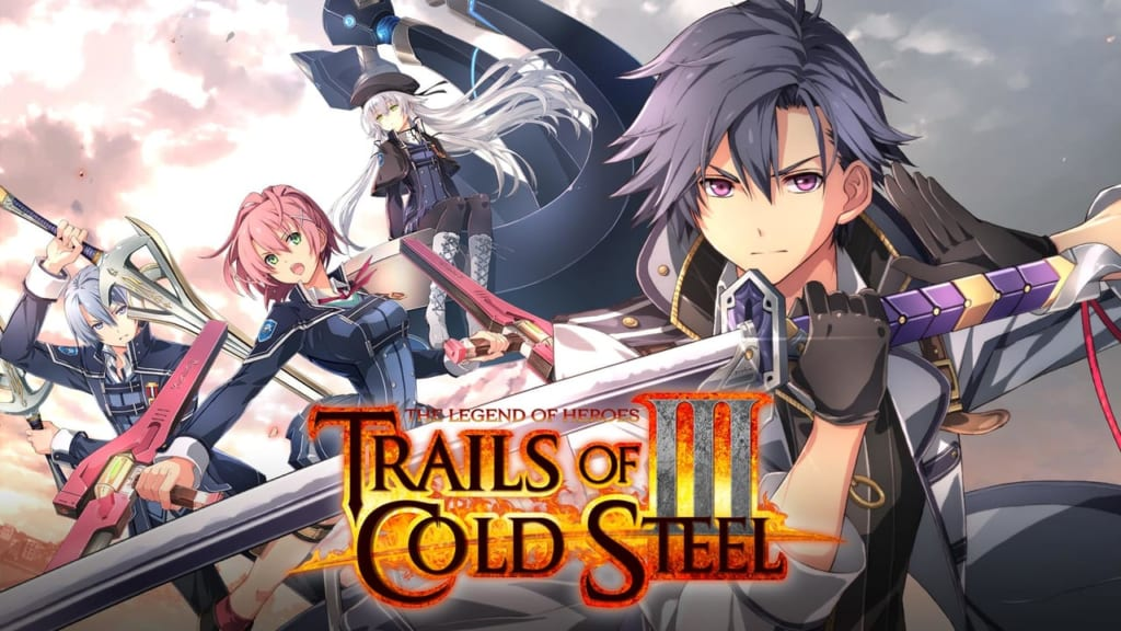 The Legend of Heroes: Trails of Cold Steel 4 - Save Transfer Bonuses