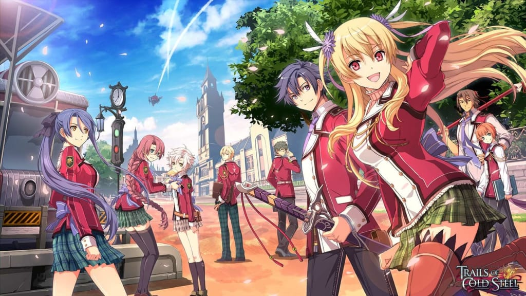 The Legend of Heroes: Trails of Cold Steel 1