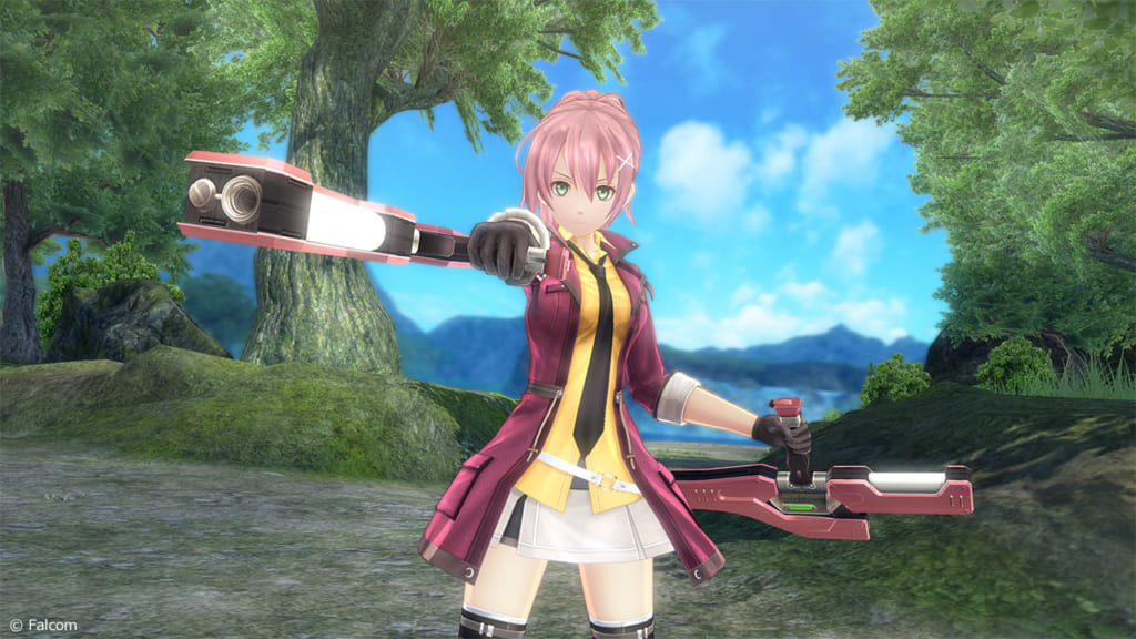 The Legend of Heroes: Trails of Cold Steel 4 - Juna Crawford Character Guide