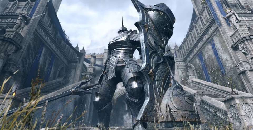 Demon's Souls Remake - Tower Knight Boss Guide