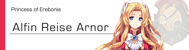 The Legend of Heroes: Trails of Cold Steel 4 - Alfin Reise Arnor Brave Orders