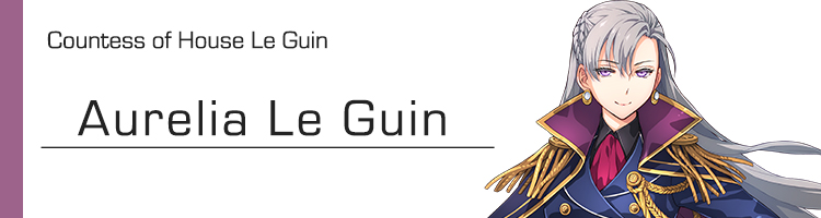 The Legend of Heroes: Trails of Cold Steel 4 - Aurelia Le Guin Brave Orders