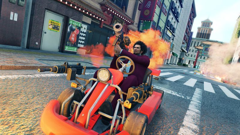 Yakuza: Like a Dragon - Dragon Kart Mini Game Guide