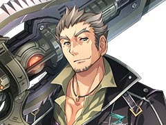 The Legend of Heroes: Trails of Cold Steel 4 - Rutger Claussell