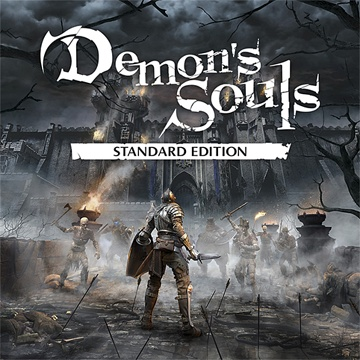 Demon's Souls Remake - Standard Edition