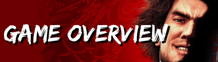 Yakuza: Like a Dragon - Game Overview