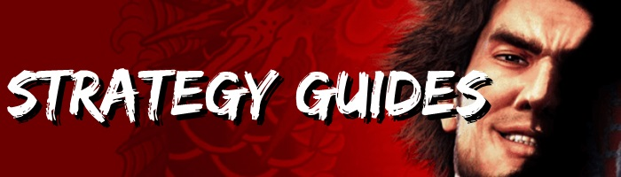 Yakuza: Like a Dragon - Strategy Guides Banner