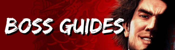 Yakuza: Like a Dragon - Boss Guides Banner