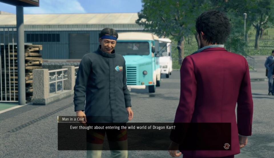 Yakuza: Like a Dragon - Substory 40 Welcome to Dragon Kart Walkthrough