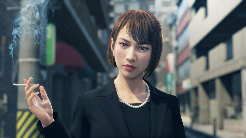 Yakuza: Like a Dragon - Saeko Mukouda Character Guide