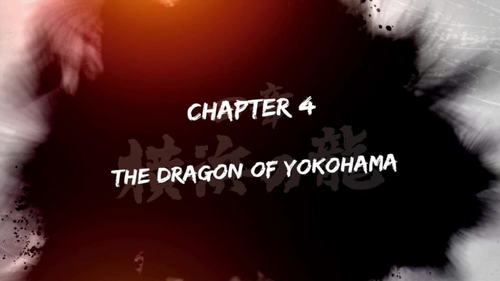 Yakuza: Like a Dragon - Chapter 4: The Dragon of Yokohama Walkthrough
