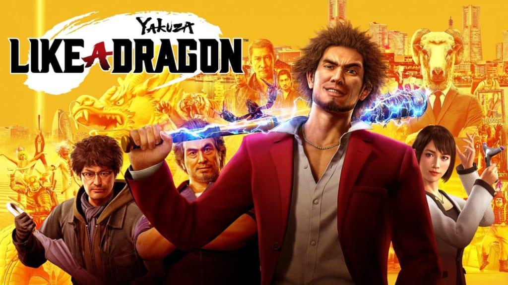 Yakuza: Like a Dragon - Best Jobs