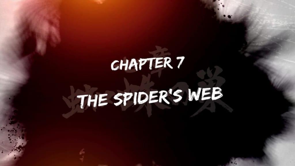 Yakuza: Like a Dragon - Chapter 7: The Spider's Web Walkthrough
