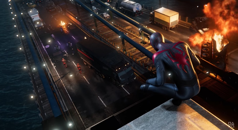 Marvel's Spider-Man: Miles Morales - Story
