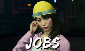 Yakuza: Like a Dragon - Jobs