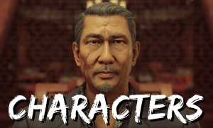 Yakuza: Like a Dragon - Characters