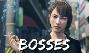 Yakuza: Like a Dragon - Bosses