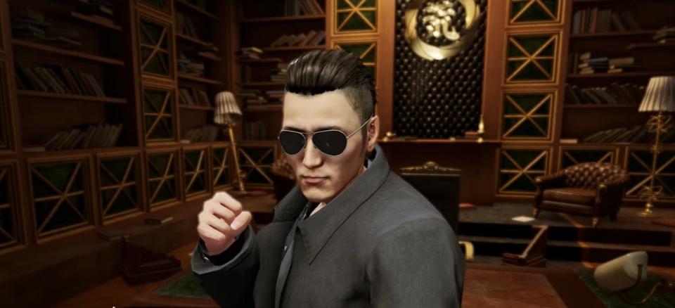 Yakuza: Like a Dragon - Shin Amon Secret Boss