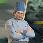 Yakuza: Like a Dragon - Chef