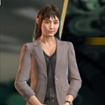 Yakuza: Like a Dragon - Clerk