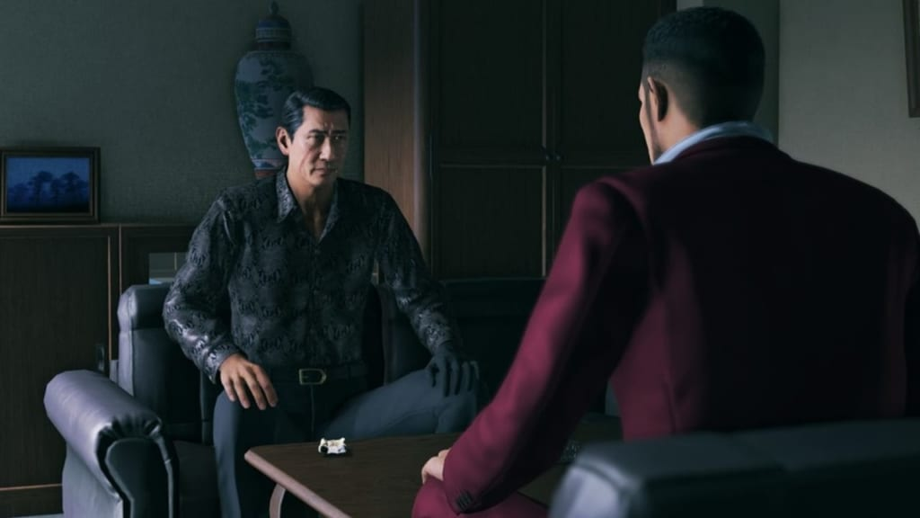 Yakuza: Like a Dragon - Game Overview Story