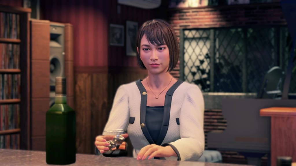 Yakuza: Like a Dragon - Saeko Mukuoda Drink Links Answers