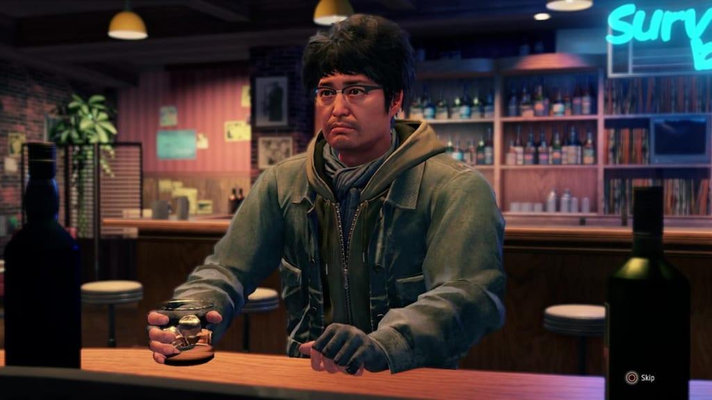 Yakuza: Like a Dragon - Yu Nanba Drink Links Answers